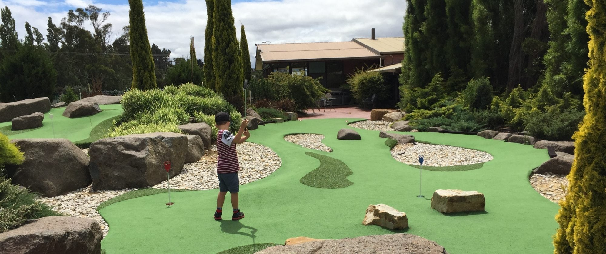 Putt and Play